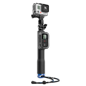 FREEWELL Extending Remote Pole for GoPro Blue 12in-38in