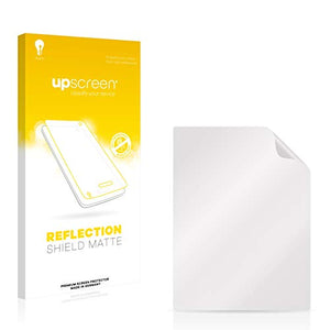 upscreen Reflection Shield Matte Screen Protector for Intermec CK70, Matte and Anti-Glare, Strong Scratch Protection, Multitouch Optimized