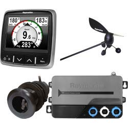 Raymarine I70 System Pack (Stand-Alone System)