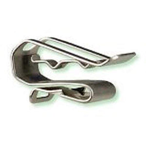 Heyco S6445 Sunrunner Cable Clip 304 S/S (Package of 100)