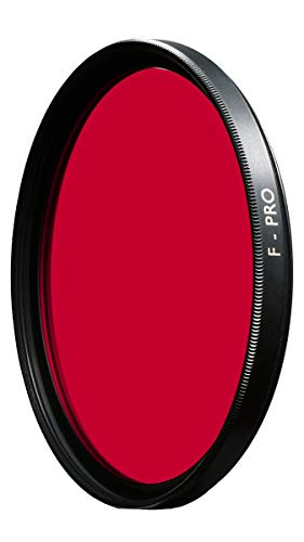 B+W 46mm Dark Red Camera Lens Contrast Filter with Multi Resistant Coating (091M)