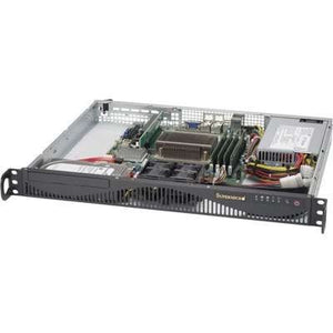 Supermicro SYS-5019S-ML Superserver 5019S-ML (Black)