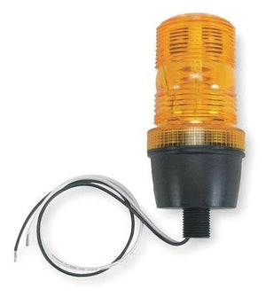 Warning Light Strobe Tube Amber 120VAC