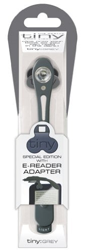 That Company Called If 2806 Really Tiny Book Light With E-Reader Adapter - Grey