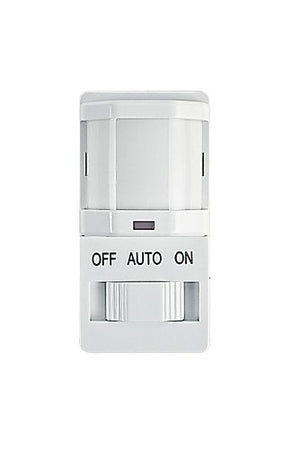 Intermatic iOS-DSIF-WH Motion Sensor, White