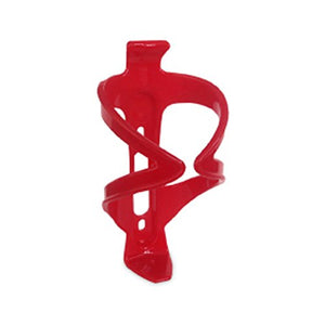 Clean Motion Composite Bicycle Water Bottle Cage (Red)