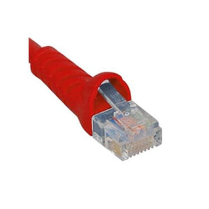ICC ICC-ICPCSJ25RD PATCH CORD, CAT 5e, MOLDED BOOT, 25'' RD
