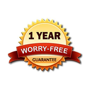 1-Year Worry-Free Guarantee Warranty for Contixo Kids Tablets
