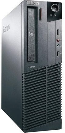 Lenovo ThinkCentre M92p Small Form Factor Business Desktop Computer, Intel Quad Core i5-3470 Up to 3.6Ghz CPU, 8GB DDR3 RAM, 2TB HDD, USB 3.0, DVDRW, Windows 10 Professional (Renewed)