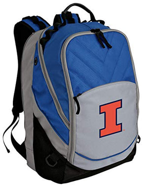University of Illinois Backpack Illini Computer Bag