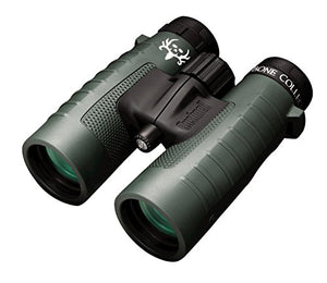 Bushnell Binocular Bundle: Trophy XLT 10x42 Binoculars (Bone Collector Edition) + Deluxe Binocular Harness