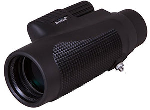Levenhuk Wise 10x42 Handheld Monocular with Fully Multi-Coated Optics Made of BaK-4 Glass for Bright and Clear Images