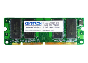 MDDR-512 512MB 100pin DDR Memory Upgrade for Kyocera FS-C8100DN, FS-6950DN, FS-9130DN, FS-9530DN Printer