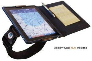 AppStrap Pilot Kneeboard for iPad (Strap Only. Does Not Include Case)