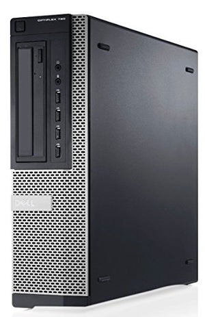 Dell Optiplex High Performance Business Desktop Computer (Intel Quad-Core i5-2400 3.1GHz, 8GB RAM, 1TB HDD, DVD-ROM, Windows 10 Home) (Renewed)