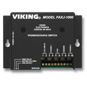 VIKING ELECTRONICS FAXJACK -SWITCH 1000 / FAXJ1000 /