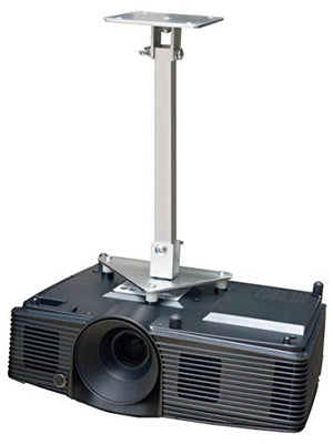 PCMD, LLC. Projector Ceiling Mount Compatible with ViewSonic PG800HD PG800W PG800X (14-Inch Extension)