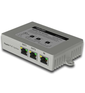 CyberData-2 Port PoE Gigabit Switch