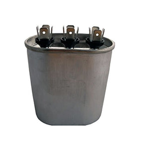 Supco Inc 35+3 X 370 Oval Dual Run Capacitor