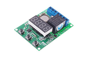 SMAKN DC 12V Multifunctional Timer Voltage Detection Digital Delay Relay Switch Module
