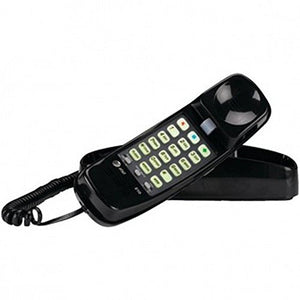 ATT ATTML210B Corded Trimline(R) Phone with Lighted Keypad (Black) consumer electronics Electronics
