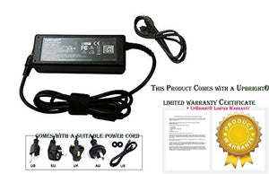 UPBRIGHT New AC/DC Adapter for Vantec NexStar HX4 HX4R External Enclousre Power Supply Cord Cable PS Charger Input: 100-240 VAC 50/60Hz Worldwide Voltage Use Mains PSU
