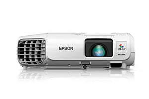 Epson V11H687020 LCD Projector, PowerLite 98H