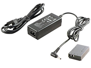 CCS-USA ACK-E12 Replacement AC Power Adapter Kit For Canon EOS M Digital Camera