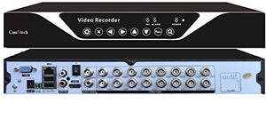 Enterprice B-Class 16 channel 3/4/5 MP recording and playback simultaneously TVI/CVI/AHD/IP/Analog All format compatible Full AHD solutions Support multy channel and playback