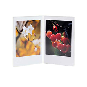 Simple Photo Frame for Fujifilm Instax Polaroid Mini Films (Mini 8 Camera Film, Mini 7s Camera Film)