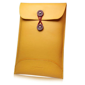 BoxWave Galaxy Tab 3 8.0 Case, [Manila Leather Envelope] Retro Envelope Style Hip Cover for Samsung Galaxy Tab 3 8.0