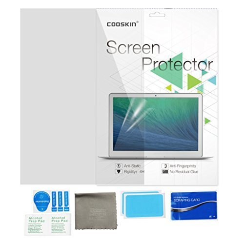 COOSKIN 15.6-inch Matte Anti-Glare Screen Protector Guard for Laptop Dispaly 16:9