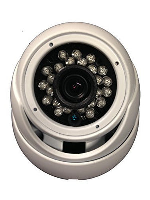 1000TVL CCTV Out/Indoor Weatherproof Dome Camera 1/3