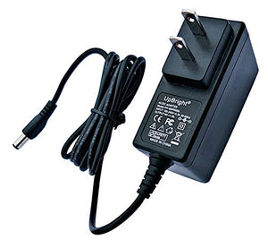 UpBright 9V AC/DC Adapter Compatible with Brecknell Salter C3255 300 PS150 PS400 LPS15 LPS150 LPS400 GP 7010 SB SBW 325 SBW325 Scale HB-208D HB208D HB-2080 D35W090100-23/1 9VDC Power Supply Charger