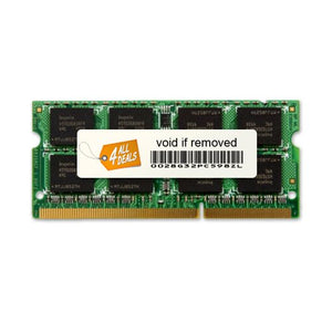 4AllDeals 4GB RAM Memory Upgrade for Acer Aspire 5000 Series 5742 (DDR3-1066MHz 204-pin SODIMM)