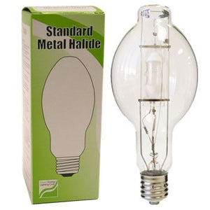Metal Halide Lamp 1000W BT37 Mogul Base E39