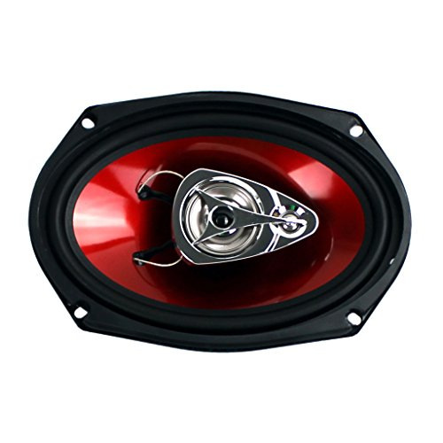 Boss Audio Systems Ch6930 Car Speakers   400 Watts Of Power Per Pair, 200 Watts Each, 6 X 9 Inch, Fu
