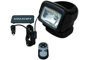 Golight Stryker GL-3051-F-M Wireless Remote Control Flood Light - Handheld Remote -Magnetic