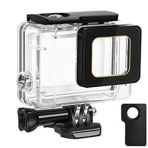 Yimobra Waterproof Case for GoPro Hero 7 Black Hero 6 Hero 5 Hero 2018 Diving Protective Housing Shell 147FT 45M with Bracket Accessories, Action Camera