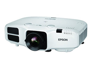 Epson V11H826020 PowerLite 5520W LCD Projector, Black/White