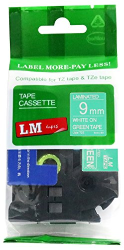 LM Tapes - Brother PT-1280 3/8