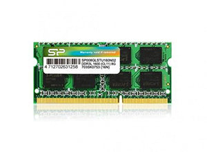 Silicon Power 8GB DDR3 1600MHz SO-DIMM laptop memory CL11 204 pins