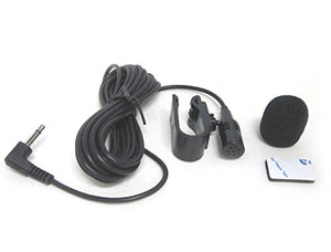 Replacement Microphone for Select JVC Car Stero Bluetooth Handsfree Operation