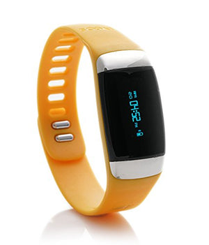 LYCOS Life Advanced, Interactive Smart Band, Alpenglow Orange