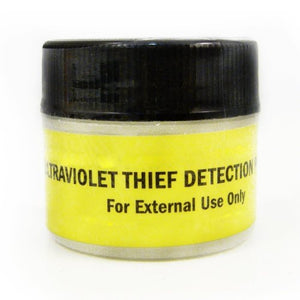 Professional Theft Detection Stain Powder - UV Ultraviolet