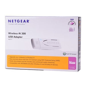Netgear WN111 Wireless-N 300  USB Adapter