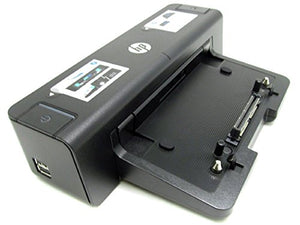 New Genuine Dock for HP Elitebook Probook Docking Station Port Replicator with 90W AC Adapter A7E34AA