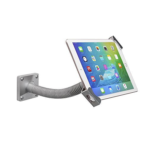 "Tablet Mount, CTA Digital Security Gooseneck Tabletop & Wall Mount for 7-13"" Tablets/iPad 10.2-inch (7th Gen.), iPad Air 3, iPad Mini 5, 12.9-inch iPad Pro,iPad Gen 6, Surface Pro 4 & More"