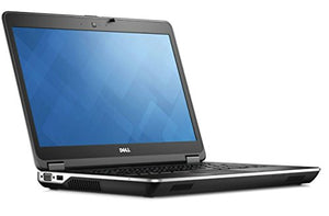 Dell Latitude E6440 14in Notebook PC - Intel Core i5-4300M 2.6GHz 8GB 500GB HDD DVDRW Windows 10 Professional (Renewed)