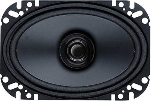BOSS Audio Systems BRS46 Car Replacement Speakers - 50 Watts of Power Per Speaker, 4 Inch x 6 Inch Inch , Full Range, Sold Individually, Easy Mounting